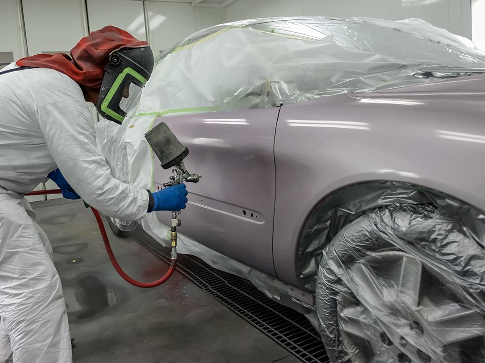 Покраска машины своими руками видео фото